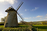 National Trust. Bembridge Windmill Photographs of the Isle of Wight by photographer Patrick Eden