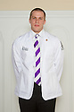 Benjamin Jorgensen. White Coat Ceremony, class of 2016.