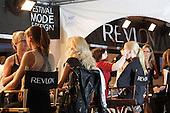 Festival Mode & Design, Montreal June 17th 2009, make up backstage