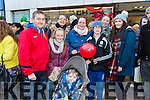 Enjoying the CH Chemist Annual Santa Parade on Saturday were John O'Connell, Jackie Sheehan , <br /> Jacqui Quillinan, Amy O'Connor, Chloe Quillinan, Keith Quillinan and Adam O'Connell
