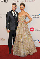 NEW YORK, NY - NOVEMBER 02: Matthew Morrison and Renee Morrison attends 15th Annual Elton John AIDS Foundation An Enduring Vision Benefit at Cipriani Wall Street on November 2, 2016 in New York City.Photo by John Palmer/ MediaPunch