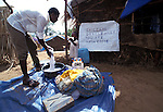 Displaced by the war in southern sudan,  Sudanese try to make a new life in Kakuma refugee camp, Northern Kenya.