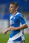 St Johnstone FC U20&rsquo;s Season 2016-17<br />Connor McLaren<br />Picture by Graeme Hart.<br />Copyright Perthshire Picture Agency<br />Tel: 01738 623350  Mobile: 07990 594431