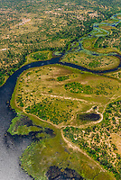 Botswana-Aerial Views