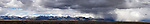 Storm, Sangre De Cristo Mountains, Colorado Panorama