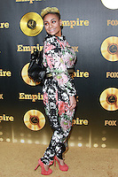 HOLLYWOOD, LOS ANGELES, CA, USA - JANUARY 06: Raven-Symone at the Los Angeles Premiere Of FOX's 'Empire' held at ArcLight Cinemas Cinerama Dome on January 6, 2015 in Hollywood, Los Angeles, California, United States. (Photo by David Acosta/Celebrity Monitor)