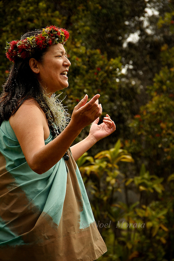 Volcanoes National Park Hula Performance on the Big Island of Hawaii, Noel Morata Photography