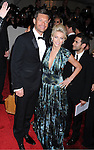 "Ryan Seacrest and Julianne Hough arriving at The Costume Institute Gala Benefit celebriting ""Alexander McQueen: Savage Beauty"" at The Metropolitan Museum of Art in New York City on May 2, 2011."