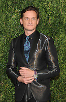 NEW YORK, NY - NOVEMBER 07:  Hamish Bowles attends 13th Annual CFDA/Vogue Fashion Fund Awards at Spring Studios on November 7, 2016 in New York City. Photo by John Palmer/ MediaPunch