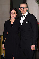 Simon Pegg at the 2017 EE British Academy Film Awards (BAFTA) After-Party held at the Grosvenor House Hotel, London, UK. <br /> 12 February  2017<br /> Picture: Steve Vas/Featureflash/SilverHub 0208 004 5359 sales@silverhubmedia.com