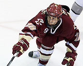 Kyle Kucharski (BC 18) - The Boston College Eagles and Providence Friars played to a 2-2 tie on Saturday, March 1, 2008 at Schneider Arena in Providence, Rhode Island.