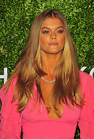 NEW YORK, NY - OCTOBER 17: Nina Agdal at the God's Love We Deliver Golden Heart Awards on October 17, 2016 in New York City. Credit: John Palmer/MediaPunch
