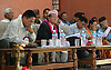 Local government assembly, Besishahar, Lamjung Nepal
