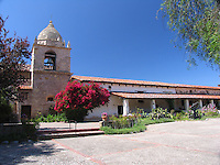 Carmel Mission, California, USA