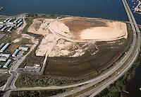 1988 October ..Aerial.Ocean View..SPOILS SITE...NEG#.NRHA#..