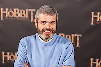 "Lorenzo Caprile attends  ""The Hobbit: An Unexpected Journey"" premiere at the Callao cinema- Madrid."