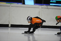 SCHAATSEN: HEERENVEEN: 30-01-14-2013, IJsstadion Thialf, Training Topsport, ©foto Martin de Jong