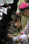 Easter, Holy Thursday in Jerusalem, Catholic