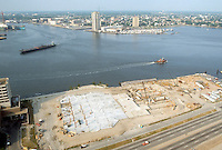 1982 May 19..Redevelopment.Downtown South (R-9)..WATERSIDE.CONSTRUCTION PROGRESS...NEG#.NRHA#..
