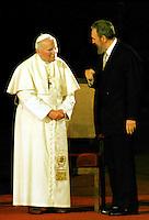 Pope John Paul II in Cuba