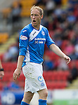 St Johnstone FC&hellip; Season 2016-17<br />Steven Anderson<br />Picture by Graeme Hart.<br />Copyright Perthshire Picture Agency<br />Tel: 01738 623350  Mobile: 07990 594431