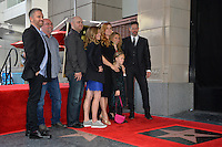 Amy Adams &amp; Family  at Hollywood Walk of Fame Star Ceremony honoring actress Amy Adams.<br /> Los Angeles, USA 11th January  2017<br /> Picture: Paul Smith/Featureflash/SilverHub 0208 004 5359 sales@silverhubmedia.com