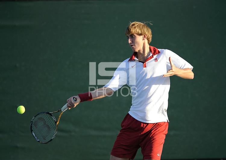 Stanford, Ca - Tuesday, November 19, 2011:  Stanford Tennis 2011.