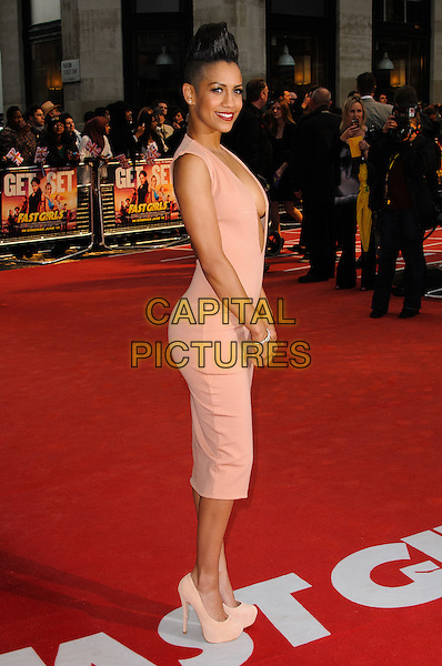 Uk Film Premiere Of Fast Girls Capital Pictures