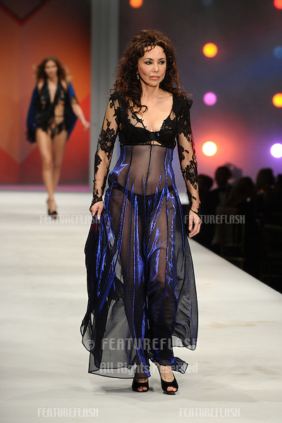 Lingerie London Runway