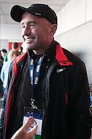 Coach Alberto Salazar; 2012 USA Olympic Marathon Trials