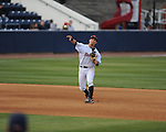 Ole Miss' Blake Newalu (6) vs. North Carolina-Wilmington at Oxford-University Stadium in Oxford, Miss. on Saturday, February 25, 2012. Ole Miss won 6-4.
