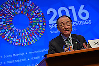 World Bank Jim Yong Kim