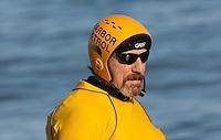 Harbor Patrol. Mavericks Surf Contest in Half Moon Bay, California on February 13th, 2010.