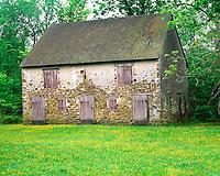 Barn at Batsto Village, Wharton State Park, New Jersey   New Jersey Pine Barrens