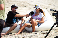The last leg of the 2010 PKRA World Kiteboarding Tour has come to the Gold Coast, Australia. World number one ranked woman's freestlye rider, Gisela Pulido's gets an interview for KiteLife