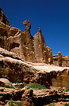 UT: Utah; Arches National Park, South Park Avenue             .Photo Copyright: Lee Foster, lee@fostertravel.com, www.fostertravel.com, (510) 549-2202.Image: utarch211