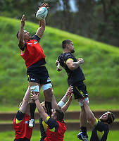 161020 Mitre 10 Cup Rugby - Wellington Lions Training