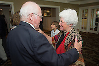 Jack Murray, M.D., left, Mimi Reardon, M.D.