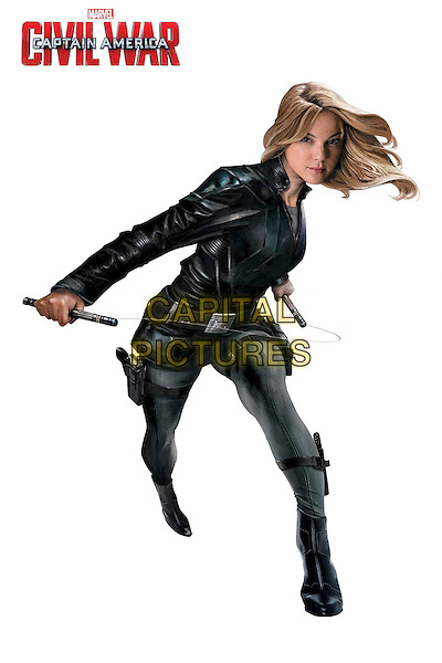 Captain America: Civil War (2016) <br /> Emily VanCamp<br /> *Filmstill - Editorial Use Only*<br /> CAP/KFS<br /> Image supplied by Capital Pictures