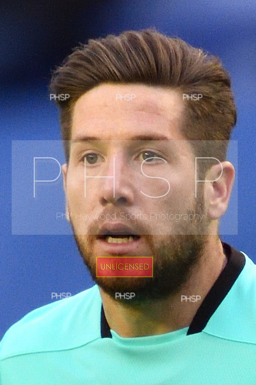 03/12/2016 Sky Bet Championship Wigan Athletic v <br /> Derby County<br /> <br /> Jacob Butterfield, Derby County FC