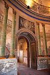 Interior of Baroque Villa Palagonia - Baghera Sicily Pictures, photos, images & fotos