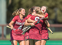 Stanford Field Hockey vs Michigan, September 2, 2016