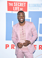 New York,NY-June 25: Kevin Hart Attends Premiere of THE SECRET LIFE OF PETS at David H. Koch Theater, Lincoln Center on June 25, 2016 in New York . @John Palmer / Media Punch