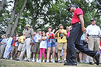 during the AT&T Nationals at the Congressional Country Club in Bethesda, MD on Friday, July 4, 2009.  Alan P. SantosTiger Woods