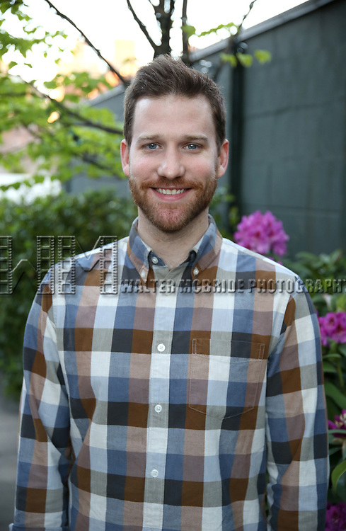 Matt Dickson attends The Drama League: Meet The Directing Fellows <br />Hosted By Stewart F. Lane &amp; Bonnie Comley at a private residence on May 15, 2017 in New York City.