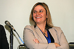 19 January 2008: Chicago General Manager Marcia McDermott. Women's Professional Soccer held a Town Hall Meeting at the 2008 National Soccer Coaches Association of America's annual convention being held at the Convention Center in Baltimore, Maryland.