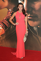 Michelle Heaton at the Jack Reacher Never Go Back European Premiere at Cineworld, Leicester Square, London on October 20th 2016<br /> CAP/ROS<br /> &copy;Steve Ross/Capital Pictures /MediaPunch ***NORTH AND SOUTH AMERICAS ONLY***