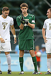 12 September 2014: Pitt's Dan Lynd. The University of North Carolina Tar Heels hosted the Pittsburgh University Panthers at Fetzer Field in Chapel Hill, NC in a 2014 NCAA Division I Men's Soccer match. North Carolina won the game 3-0.