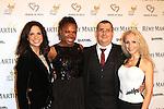 Soledad O'Brien, Deborah Koenigsberger, Laurent Bija and Laurence Bija Attend Hearts of Gold's 16th Annual Fall Fundraising Gala & Fashion Show Held at the Metropolitan Pavilion, NY 11/16/12