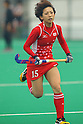 Mika Iimura (JPN), .APRIL 25, 2012 - Hockey : .2012 London Olympic Games Qualification World Hockey Olympic Qualifying Tournaments, match between .Japan Women's 7-0 Austria Women's .at Gifu prefectural Green Stadium, Gifu, Japan. (Photo by Akihiro Sugimoto/AFLO SPORT) [1080]